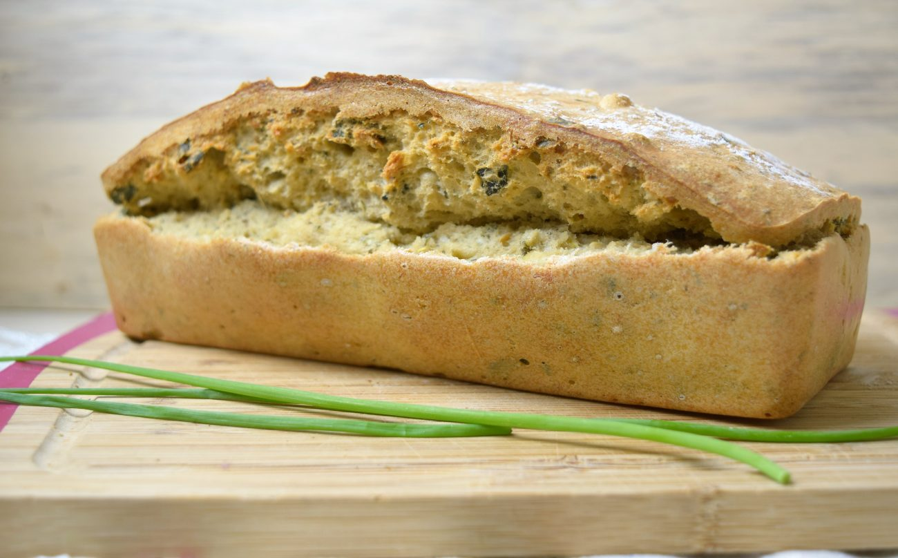 3-Minuten Brot, Brot, Körnerbrot, backen, Brotbacken, Blackforestkitchen