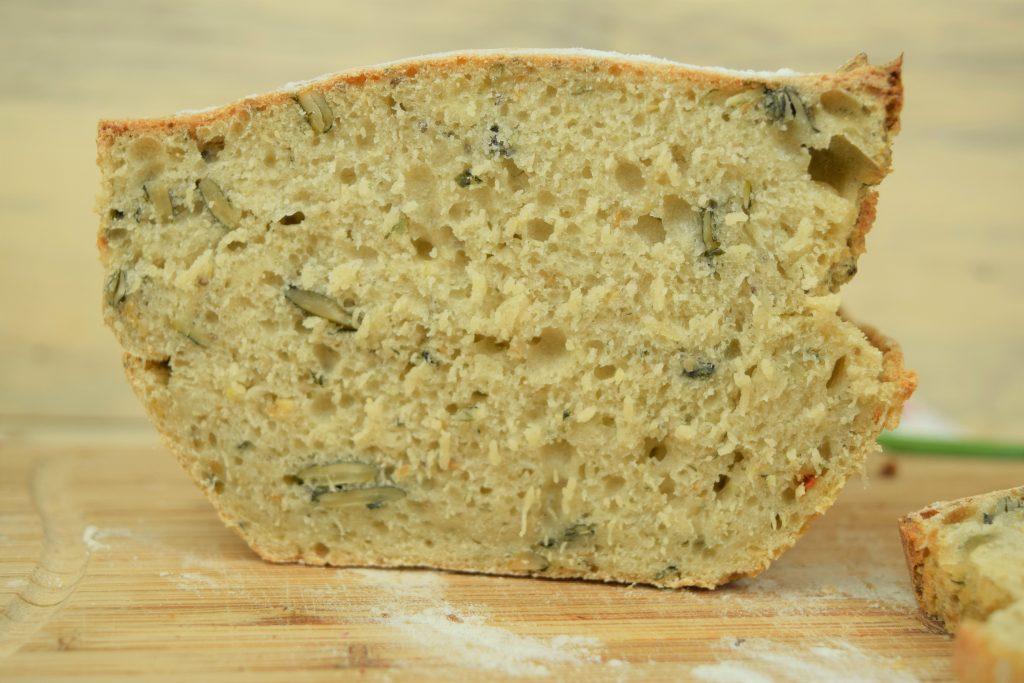 3-Minuten Brot