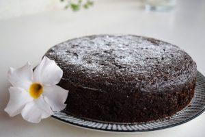 Schokoladenkuchen, Schokolade, Kuchen, Zucchini, Backen, Blackforestktichen
