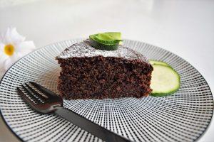 Schokoladenkuchen, Zucchini, Schokolade, Backen, Blackforestkitchen