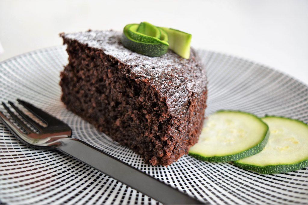 Schokoladenkuchen, Zucchini, Schokolade, Kuchen, Backen, Blackforestkichten