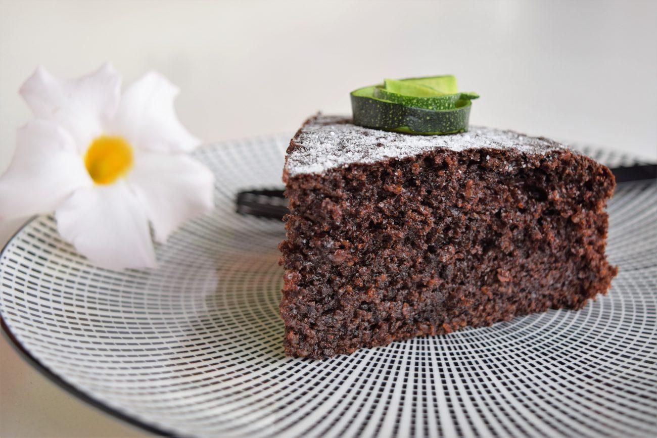 Schokoladenkuchen, Schokolade, Kuchen, Zucchini, Backen, Blackforestkitchen