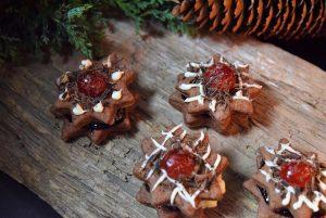 Schwarzwälder Kirschplätzchen