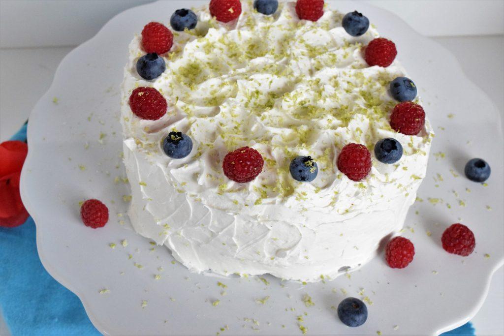 Melonentorte (no bake)
