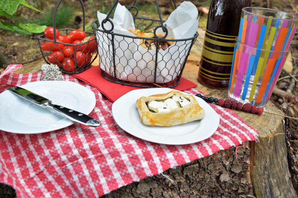 Mini-Quiches fürs Picknick