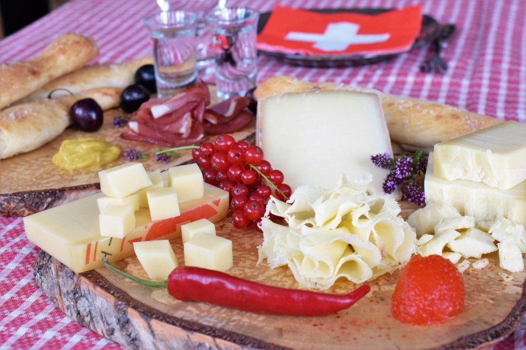 Schweizer Chäsplättli trifft den Schwarzwald