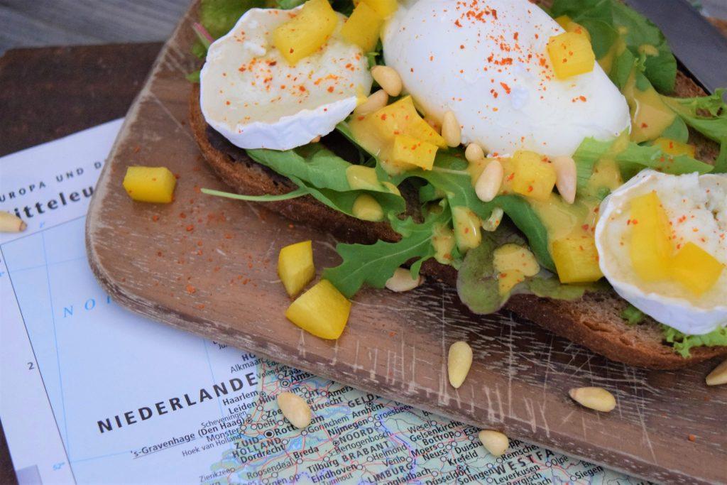 Niederländische Broodje und ein Urlaubsrückblick