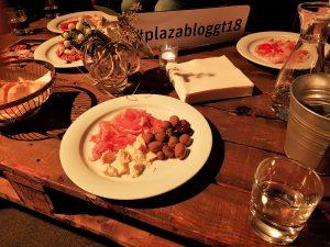 Plaza Culinaria Bloggerevent