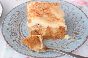 Poke-Karamell-Kuchen