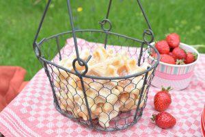 Gefülltes Ciabattabrot fürs Picknick