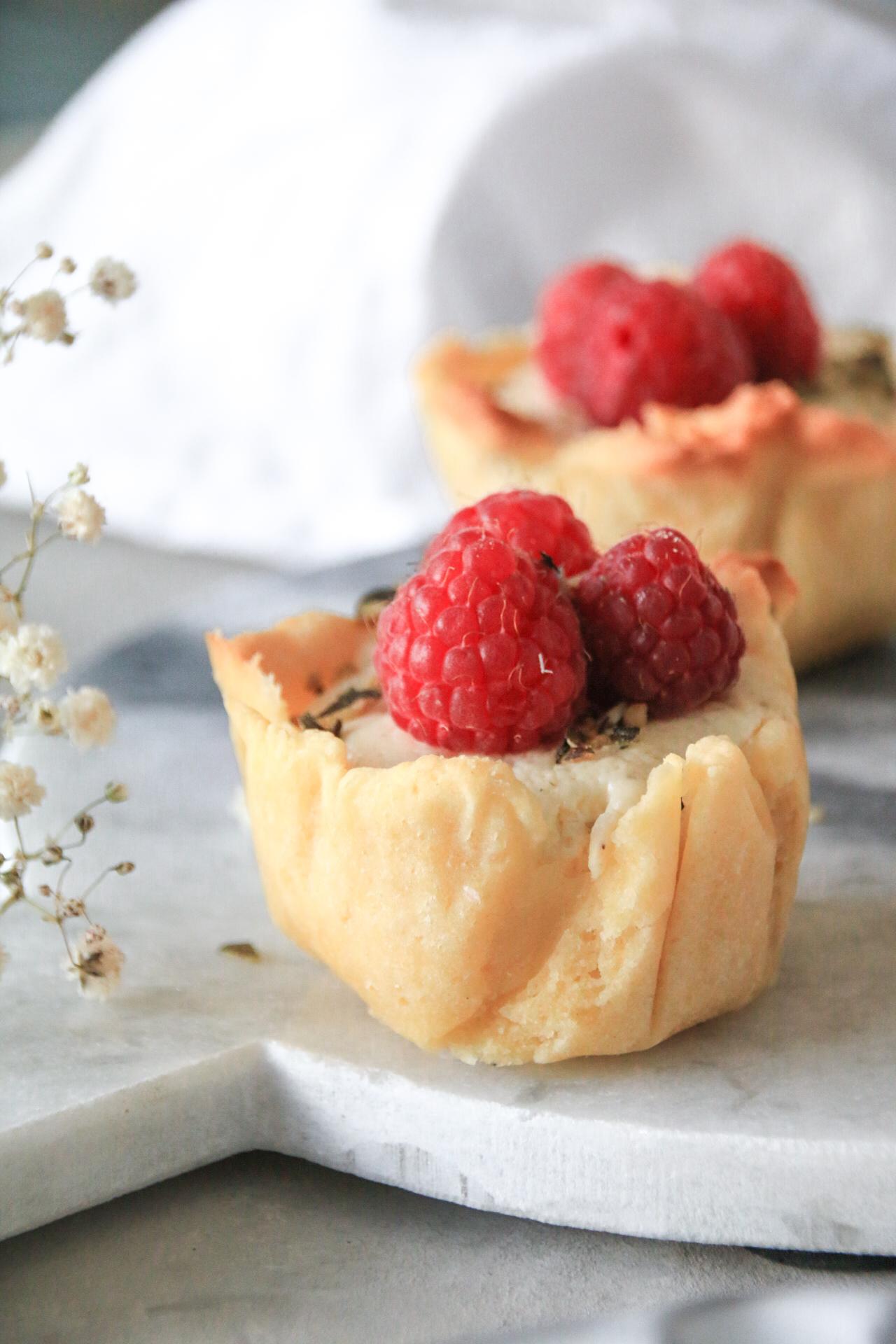 Mini Cheesecakes -Gastbeitrag-