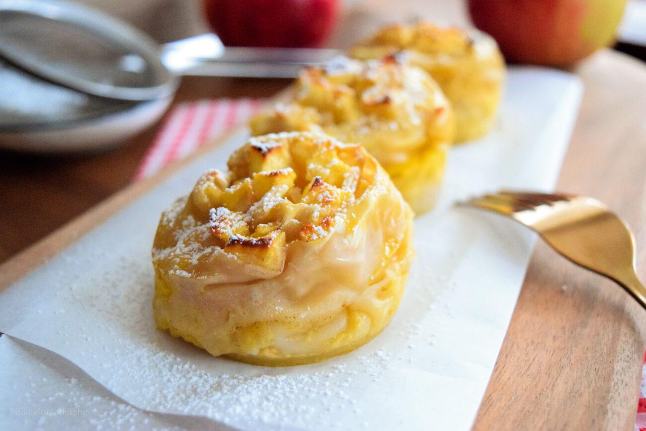 Apfelstrudel Muffins