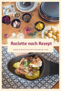 Raclette nach Rezept