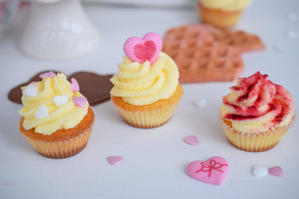 Süße Valentinstag-Box