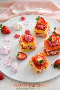 Erdbeer-Törtchen